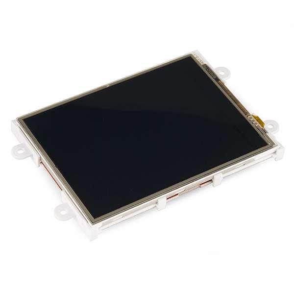 "Serial TFT LCD - 3.2"" with Touchscreen (uLCD-32PTU-GFX) 0"