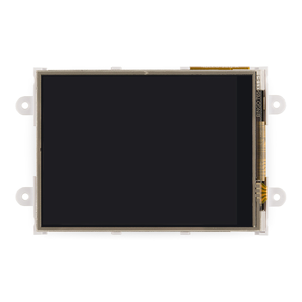 "Serial TFT LCD - 3.2"" with Touchscreen (uLCD-32PTU-GFX) 1"