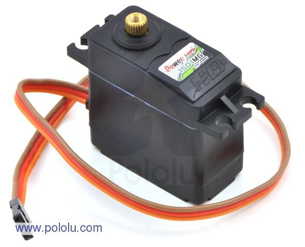 Servo Power HD High Torque 1501MG 2