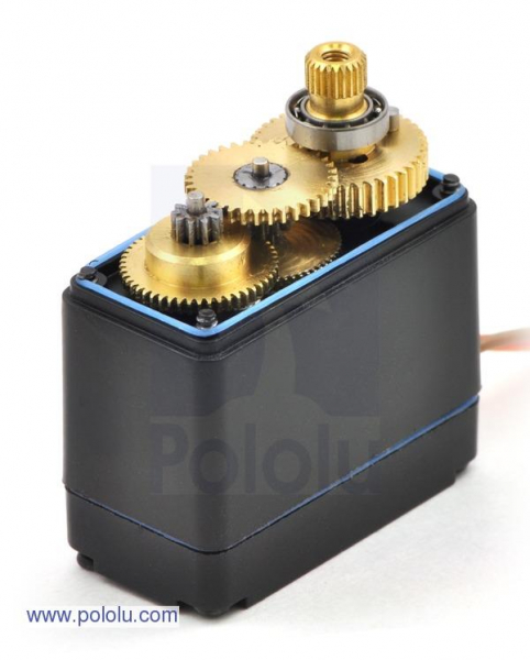 Servo Power HD High Torque 1501MG 3