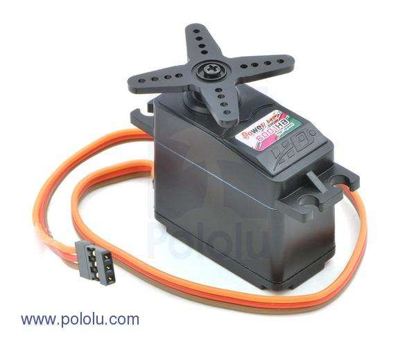 Servo Power HD Standard 6001HB 0