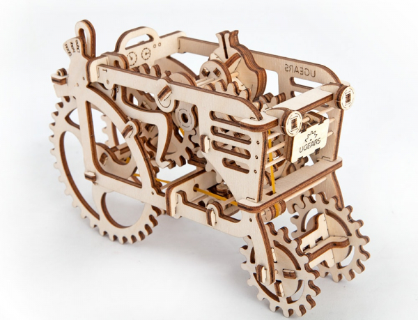Set Agricultor UGears 1