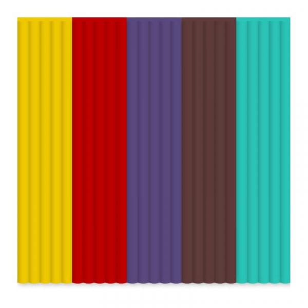 Set filamente ABS 3Doodler - multicolor 2