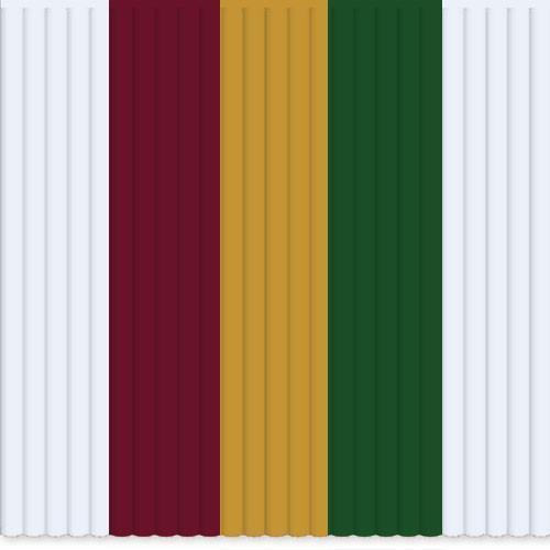 Set filamente PLA 3Doodler - multicolor MIX16 Holiday Mixed Pack [0]