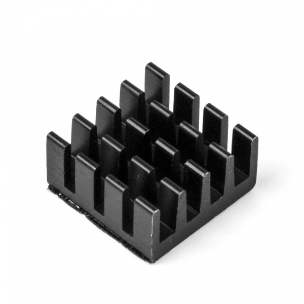 Set radiatoare aluminiu pentru Raspberry Pi 4 B 3