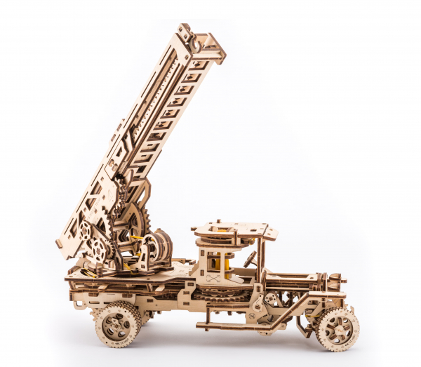 Set Transportator UGears 4