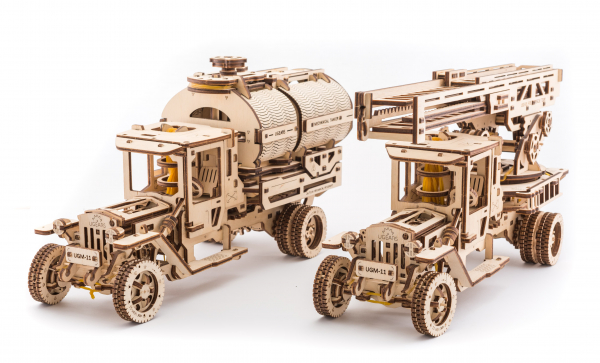 Set Transportator UGears 5