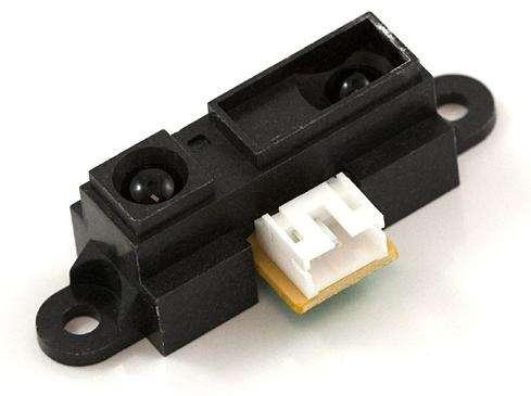 Senzor de distanta Sharp GP2Y0A21YK  (10cm - 80cm) 0