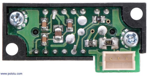 Sharp GP2Y0A51SK0F Analog Distance Sensor 2-15cm 2