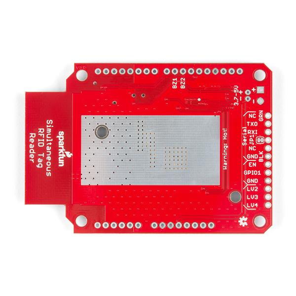 Shield cititor RFID SparkFun M6E Nano 3