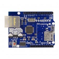 Shield Ethernet pentru Arduino cu chip Wiznet W5100 [0]