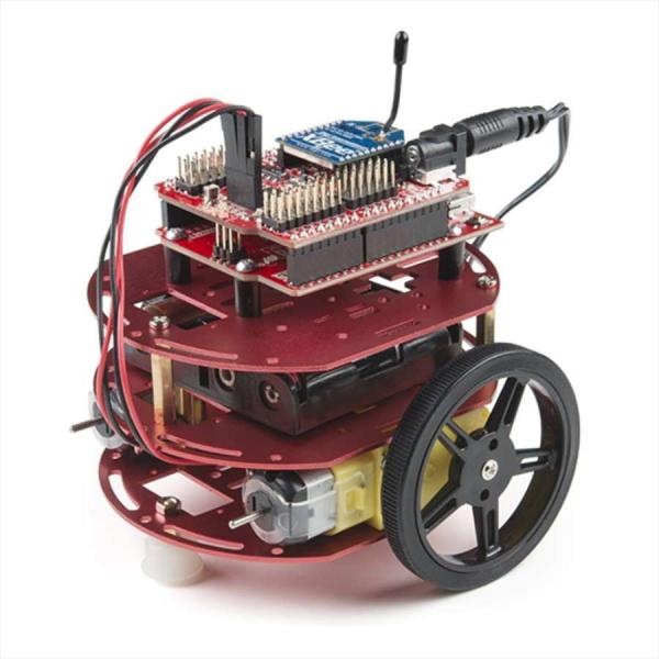 Shield wireless SparkFun pentru driver de motor 2
