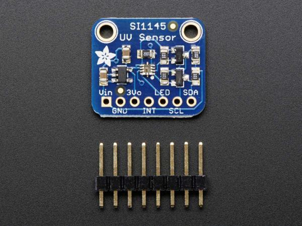 Senzor de lumina/IR/UV Si1145 1