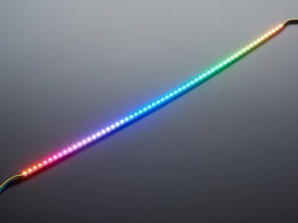 Side Light NeoPixel LED PCB Bar - 60 LEDs - 120 LED/metru - 500mm Long 1