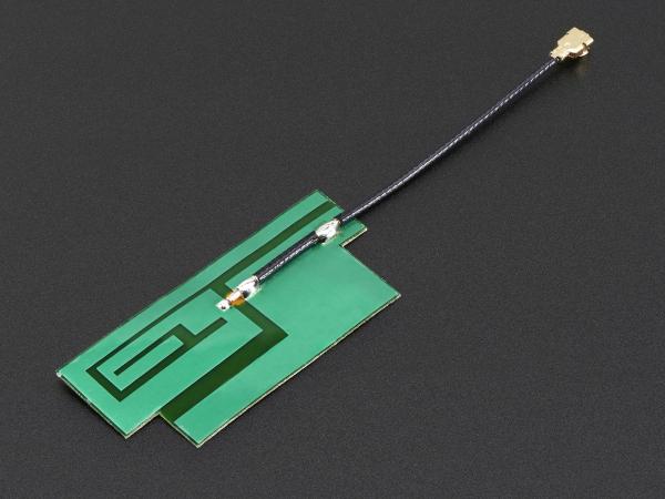 Antena GSM Quad-Band - 3dBi uFL 0