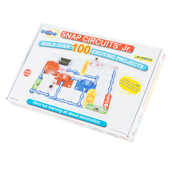 Snap Circuits Jr. - 100 Experimente 0