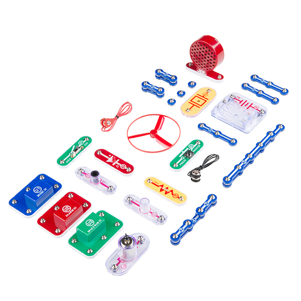 Snap Circuits Jr. - 100 Experimente 1