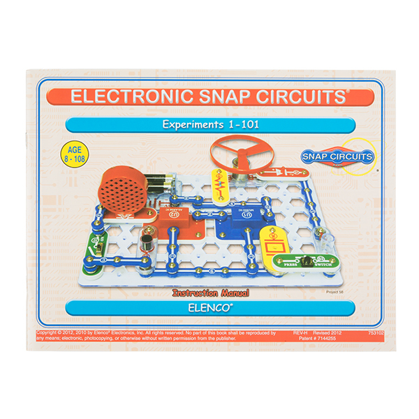 Snap Circuits Jr. - 100 Experimente 4
