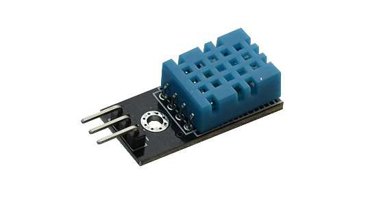Senzor de temperatura si umiditate SNS-DH11 0