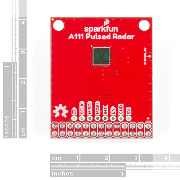 SparkFun A111 breakout radar pulsant 2