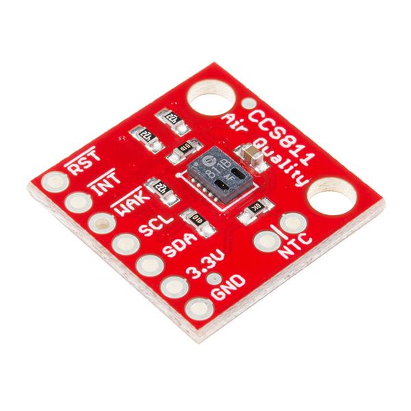 Senzor pentru masurarea calitatii aerului - CCS811 (eCO2 TVOC) [0]
