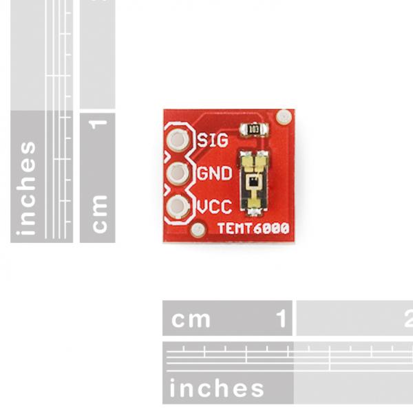 Senzor lumina ambientala TEMT6000 1