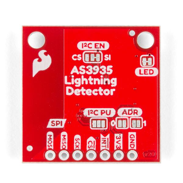 SparkFun AS3935 detector de fulgere [2]
