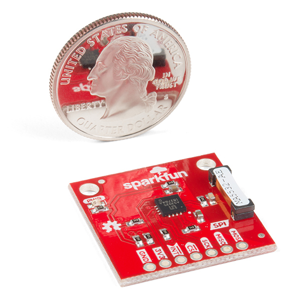 SparkFun AS3935 detector de fulgere [3]