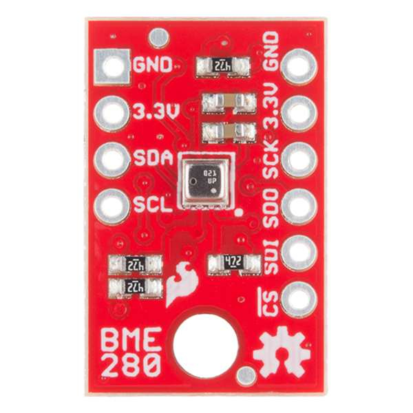 Senzor Atmosfera - BME280 1