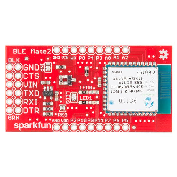 SparkFun Bluetooth BLE Mate 2 1