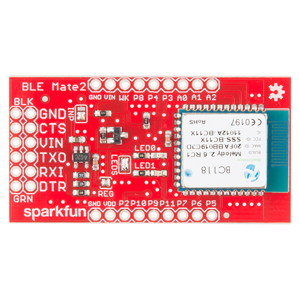 SparkFun Bluetooth BLE Mate 2 [5]