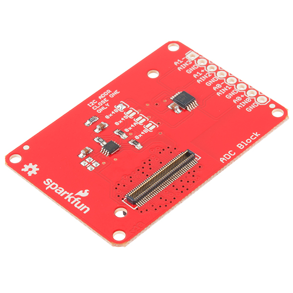 SparkFun Block for Intel® Edison - ADC 0