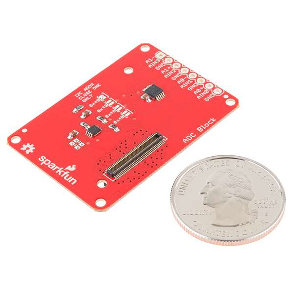 SparkFun Block for Intel® Edison - ADC 3