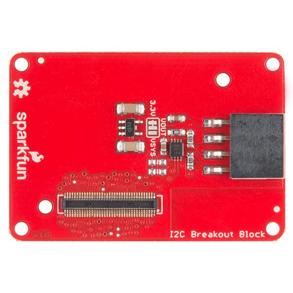 Block for Intel® Edison - I2C 2