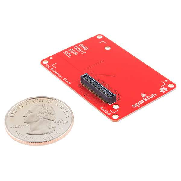 Block for Intel® Edison - I2C 3