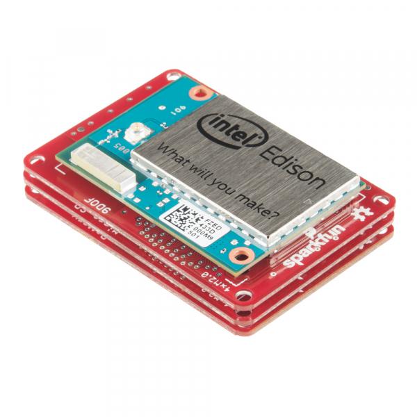 Block for Intel® Edison - microSD 4