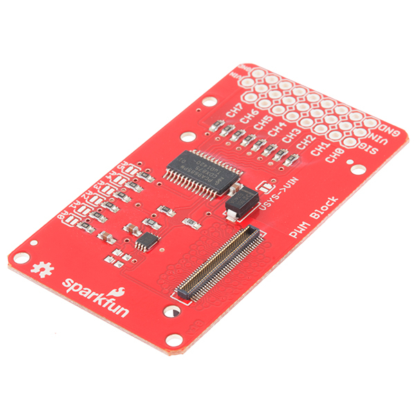 Block for Intel® Edison - PWM 0