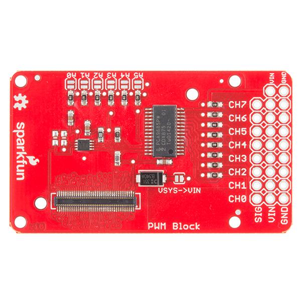 Block for Intel® Edison - PWM 1