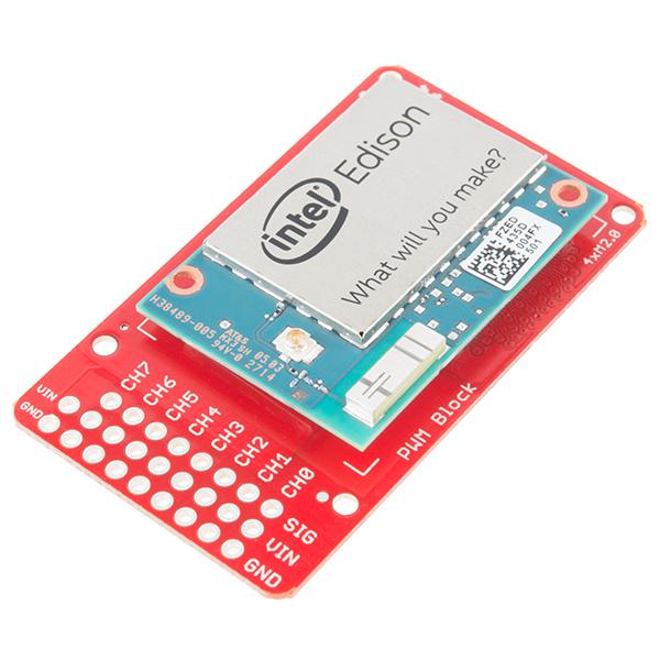 Block for Intel® Edison - PWM 3