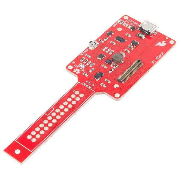 Block for Intel® Edison - Raspberry Pi B 0