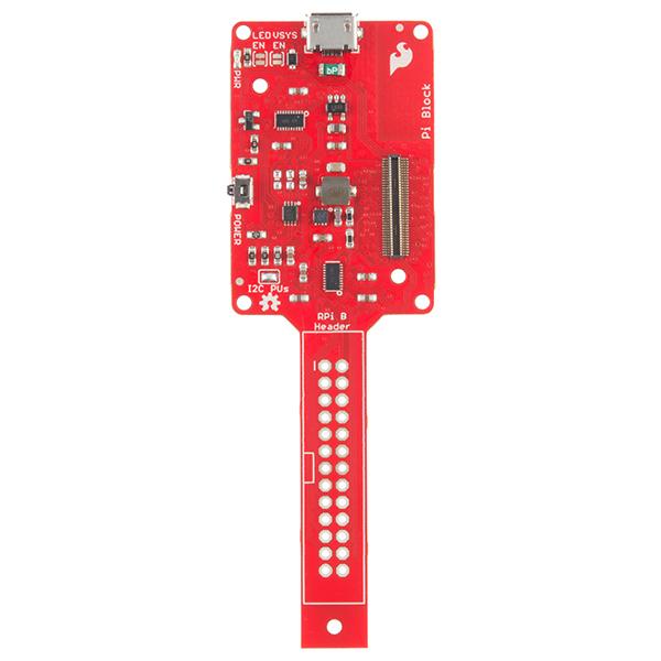 Block for Intel® Edison - Raspberry Pi B 1