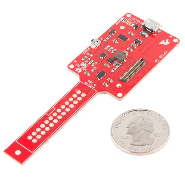 Block for Intel® Edison - Raspberry Pi B 3