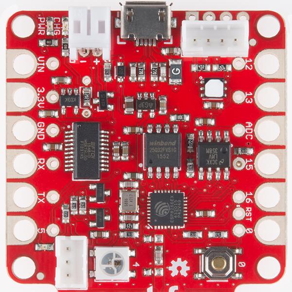 Blynk Board - ESP8266 Wifi 1