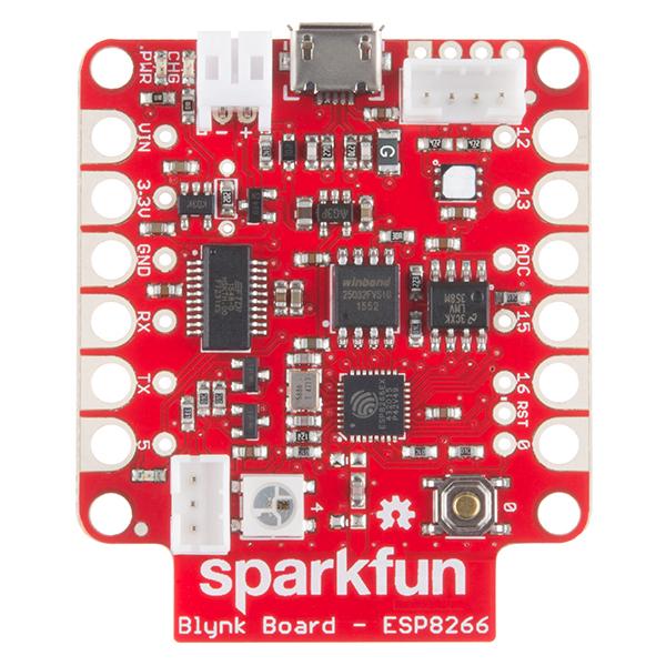 Blynk Board - ESP8266 Wifi 3