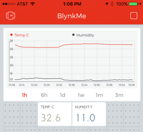 Blynk Board - ESP8266 Wifi 9