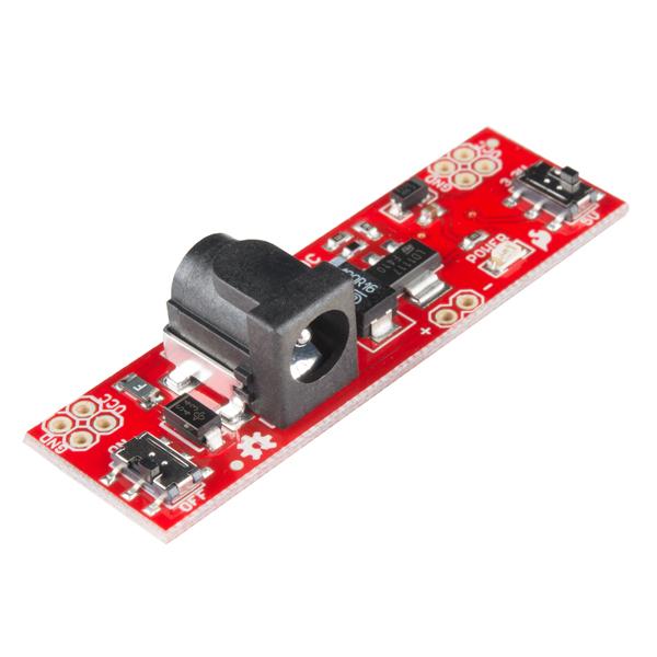 Breadboard Power Supply Stick - 3.3V/1.8V 0
