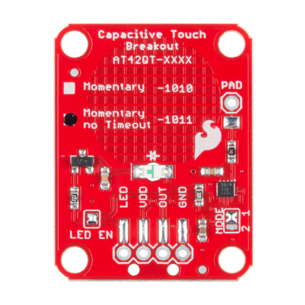 AT42QT1011 Capacitive Touch 4
