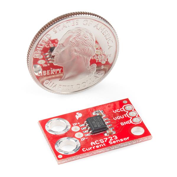 Breakout senzor de curent AC/DC SparkFun ACS723 [4]