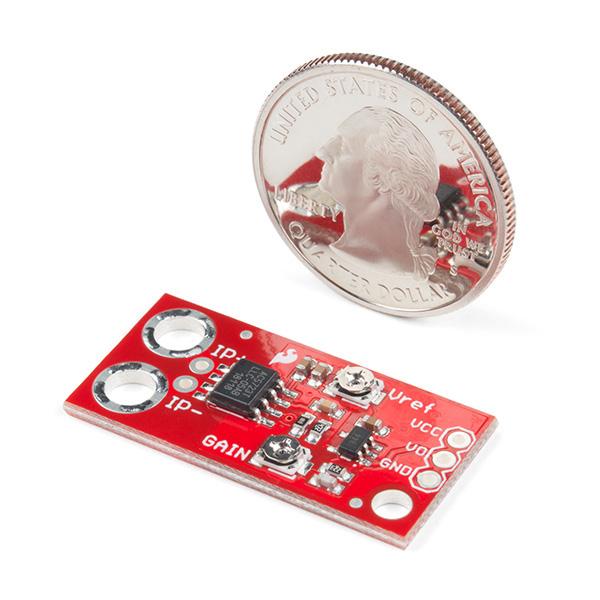 Breakout senzor de curent AC/DC SparkFun ACS723 (curenti mici) 1