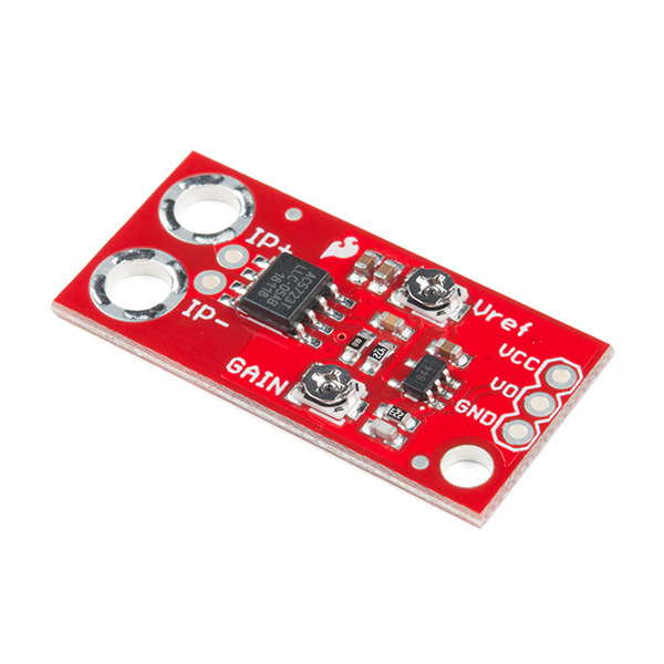 Breakout senzor de curent AC/DC SparkFun ACS723 (curenti mici) 0